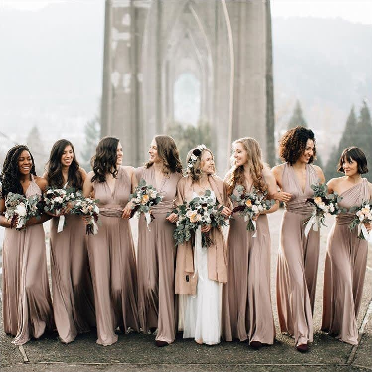Bridesmaid Dress Roundup - tricksofthetrade