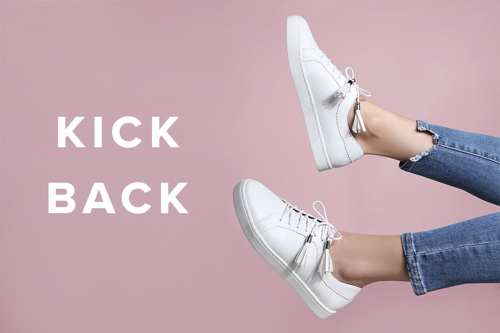 Spring Shoe Trend - Sneakers
