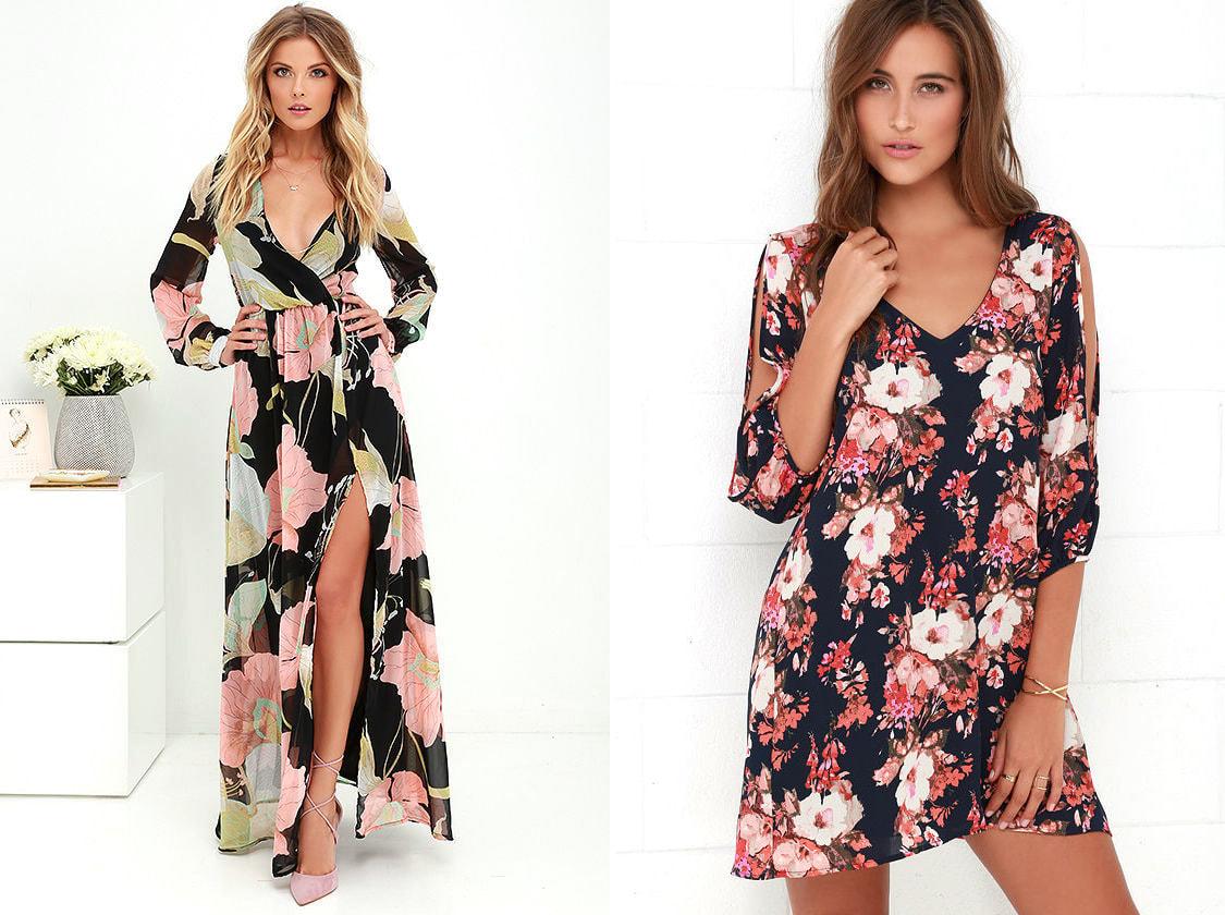 Bestsellers - Floral Dresses
