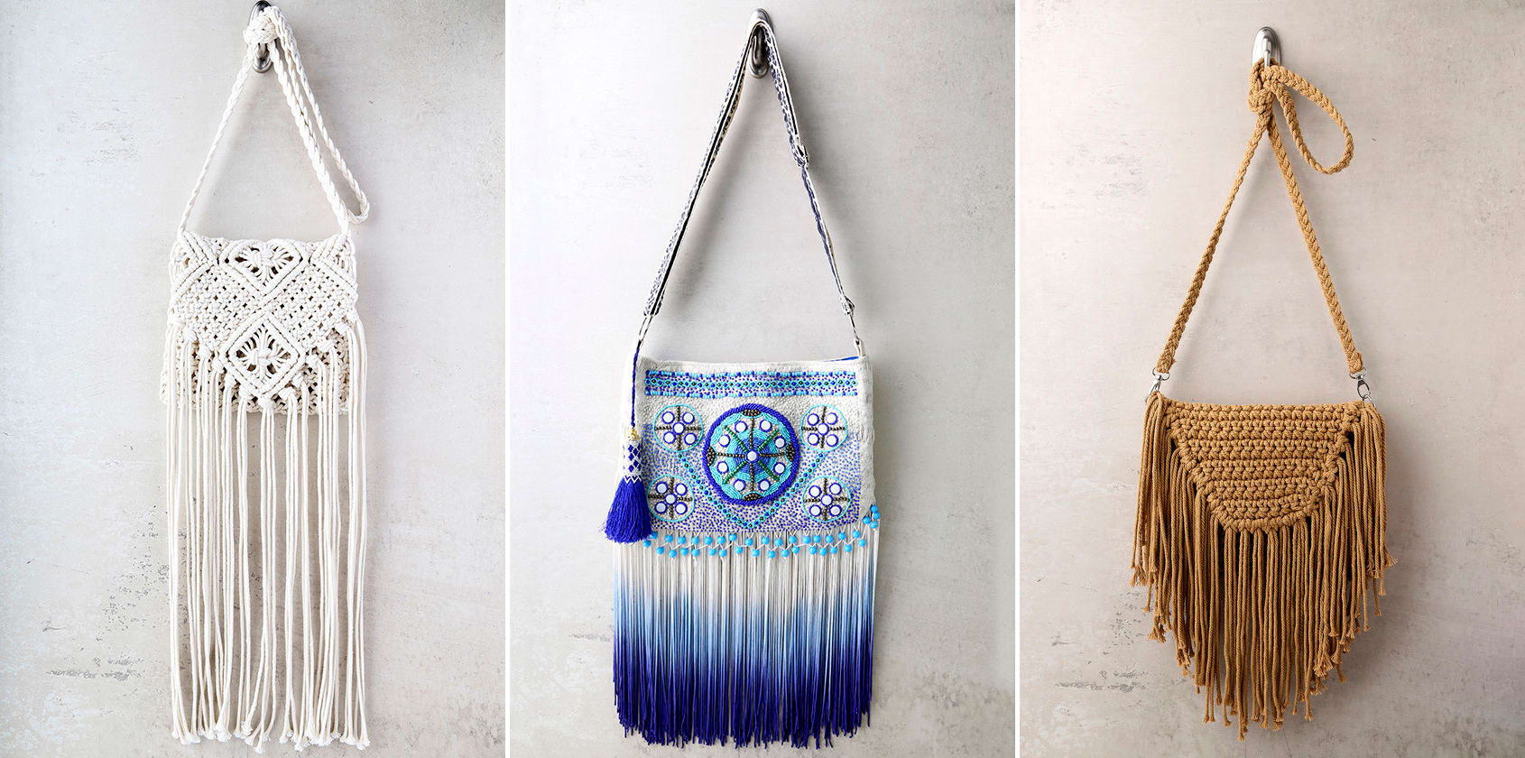 summer bag - fringe