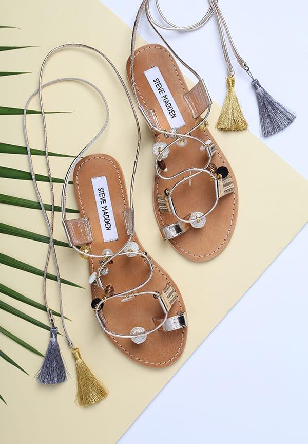 summer accessories - sandals