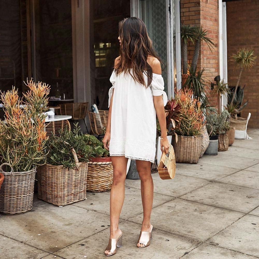 White Dress Round-Up: theluxilook