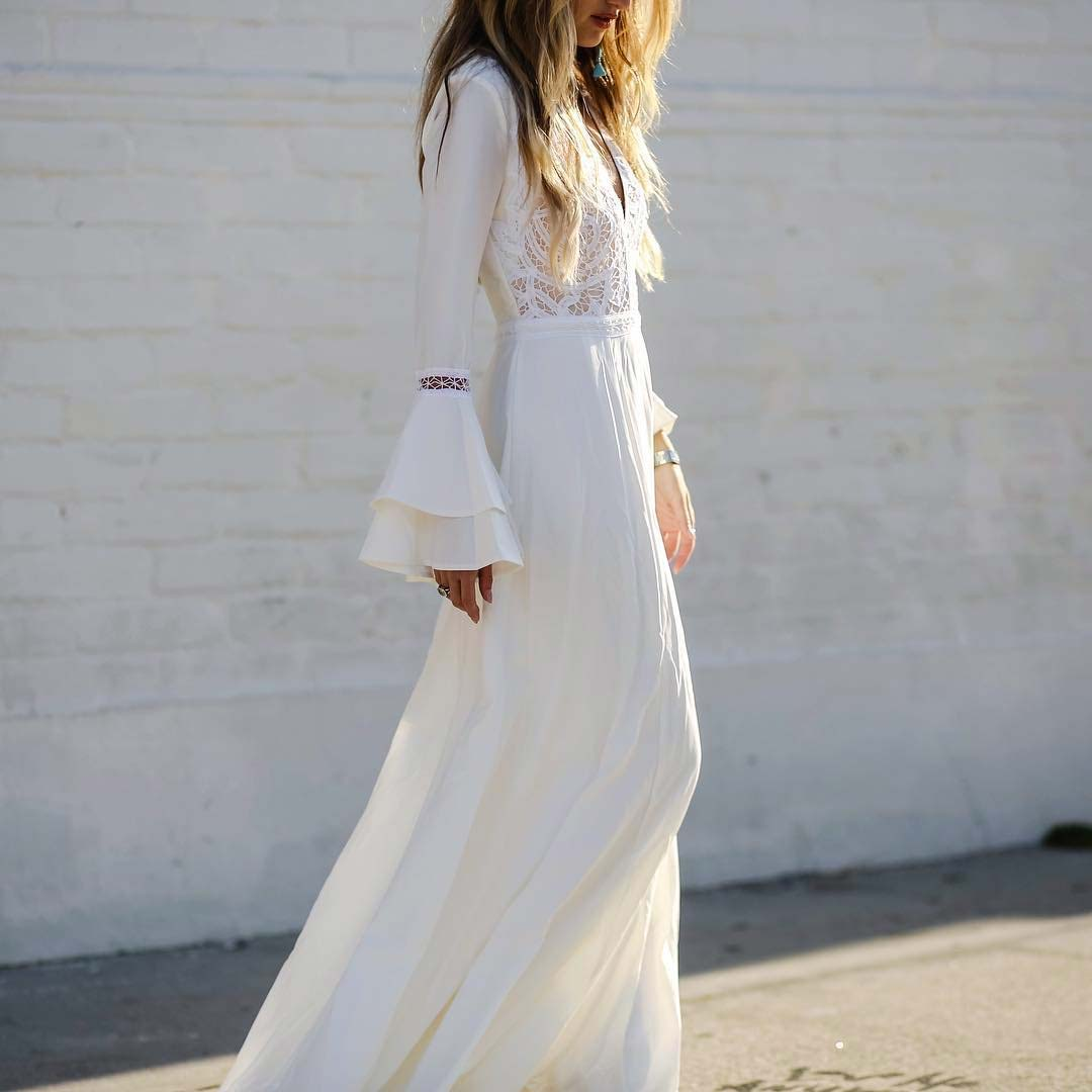 White Dress Round-Up: whatwouldkikiwear