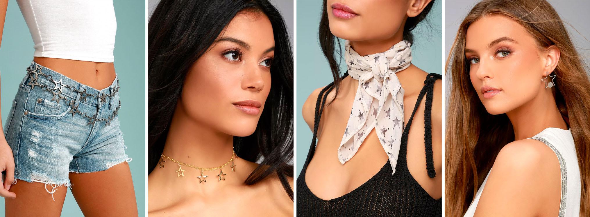 Star Trend: accessories