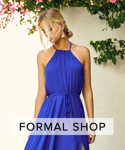 The Formal Shop- Elegant Formal Dresses, Evening Dresses, and Gowns.