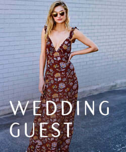 Shop Wedding Guest Dresses.