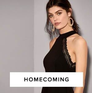 Shop Homecoming Dresses, Short Dresses, Bodycon Dresses, and Maxi Dresses.