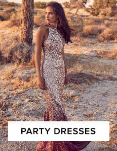Shop Party Dresses for Women.