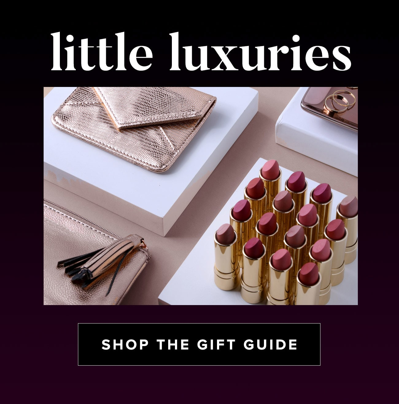 Little Luxuries-Shop The GiftGuide