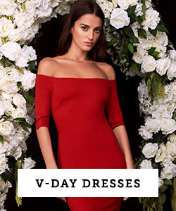 Shop Valentine's Day Dresses
