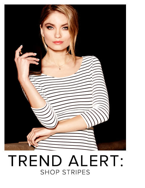 Trend Alert: Shop Stripes
