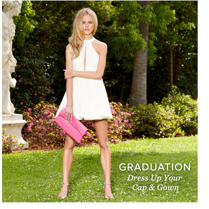 GRADUATION - Dress Up Your Cap & Gown