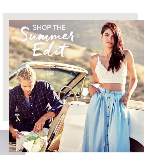 Shop The Summer Edit