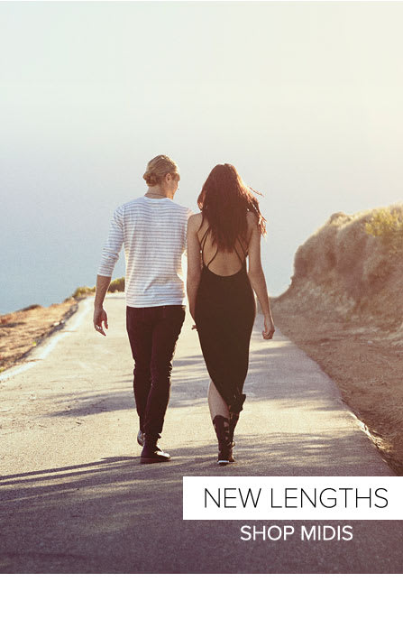 New Lengths Shop Midis
