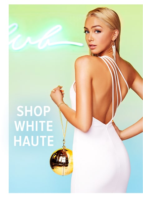 Shop White Haute