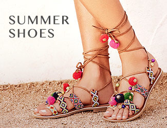 Shop Summer Shoes