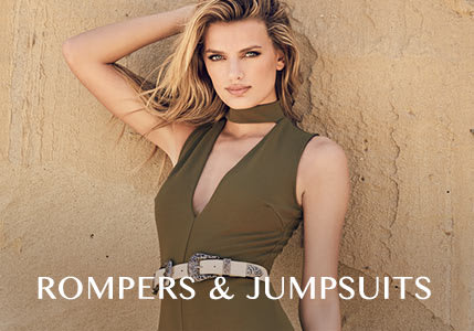 Shop Rompers & Jumpsuits