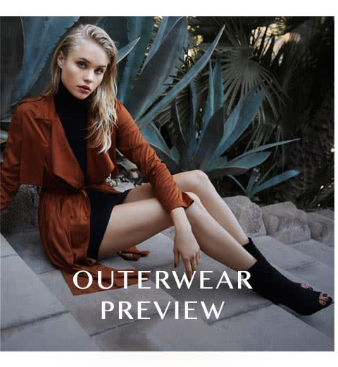 Shop Outerwear Preview