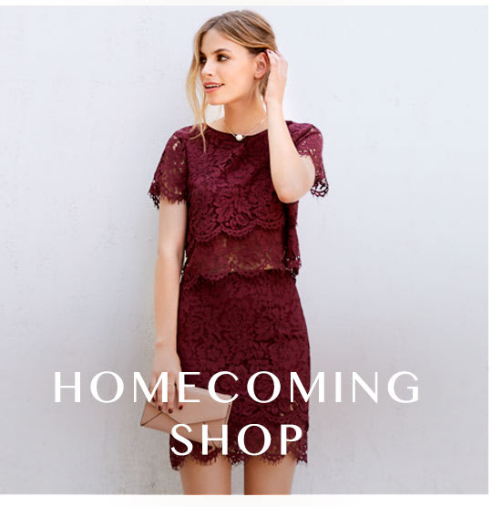 The Homecoming Shop