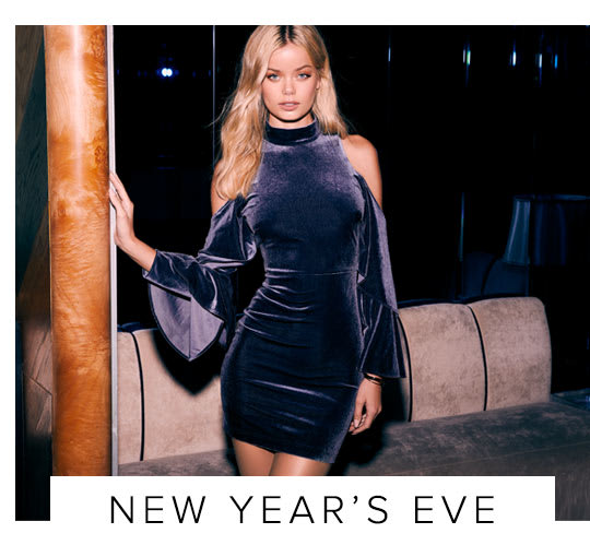 Shop Sexy New Year's Eve Dresses for Women.
