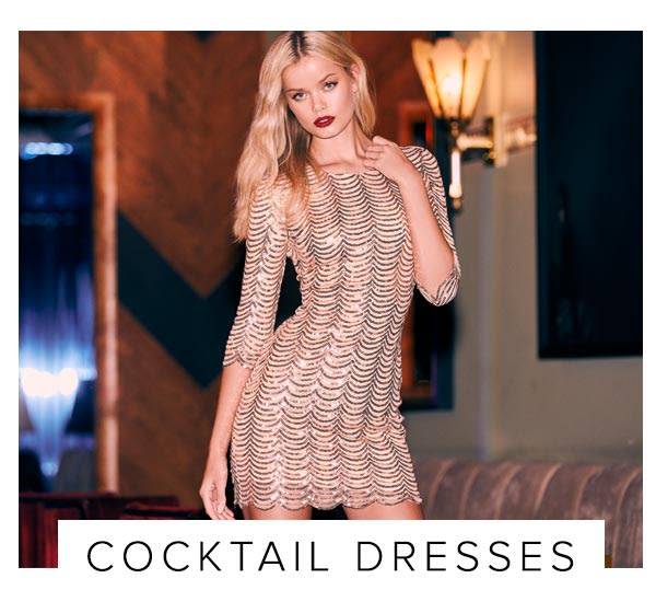 Shop Casual and Formal Cocktail Dresses.