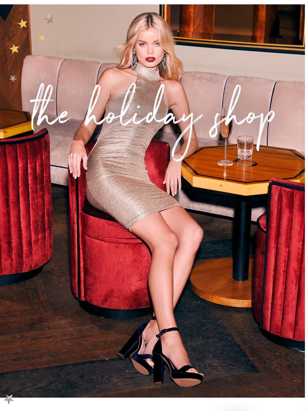Shop Cute Holiday Dresses, Sequin Dresses, Formal, Maxis, and Party Dresses.