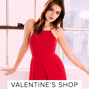 Shop Cute and Sexy Valentine's Day Dresses