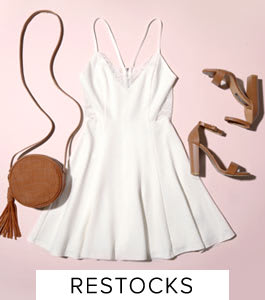 Shop Bestselling Dresses, Clothes, Shoes and Accessories for Women