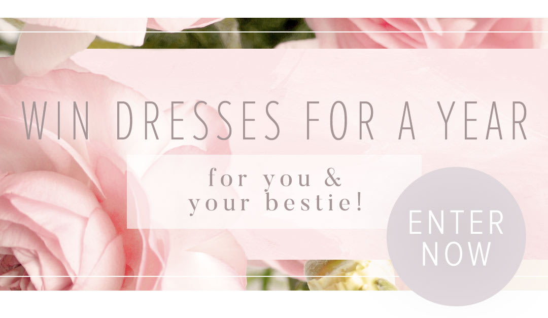 Enter to WIN Dresses for a YEAR!