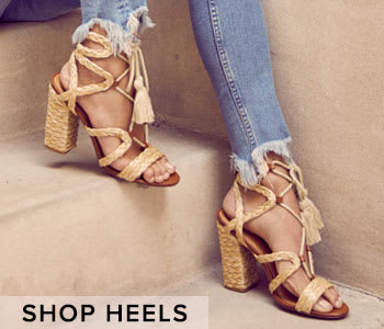 Shop Cute and Sexy Heels and High Heel Shoes for Women.