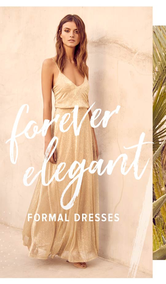 Shop Elegant Formal Dresses, Evening Dresses, and Gowns.