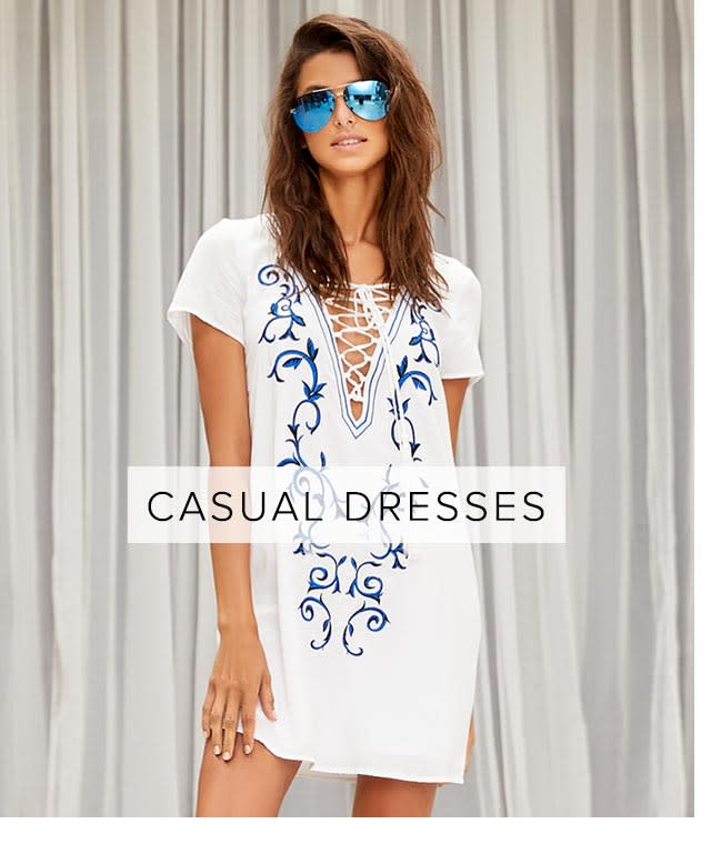 Shop Casual Dresses and Sundresses for Women.