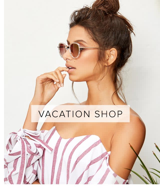 Shop Vacation Dresses and Resort Wear.