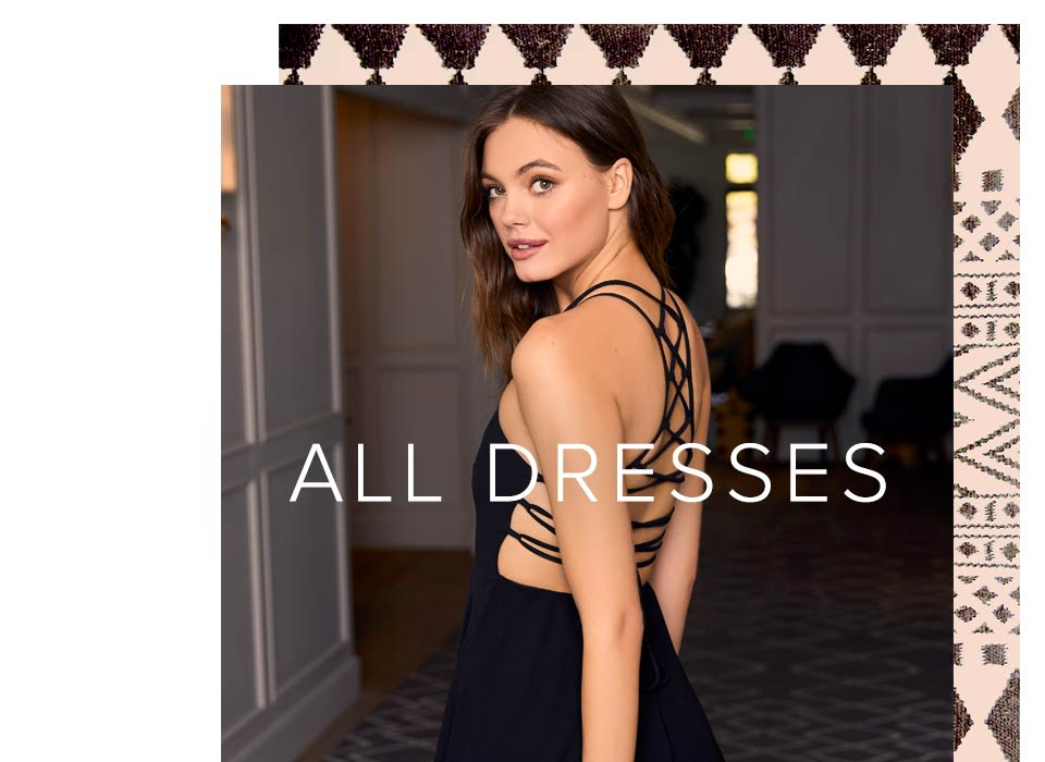 Shop Casual Dresses, Vacation Dresses, Sundresses, Maxi and Formal Dresses for Women.