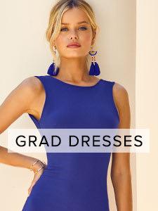Shop Cute Grad Dresses and Trendy Graduation Dresses.