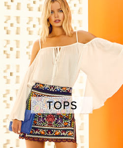 Shop Cute Blouses, Shirts, Tops, Tanks and Tees for Women.