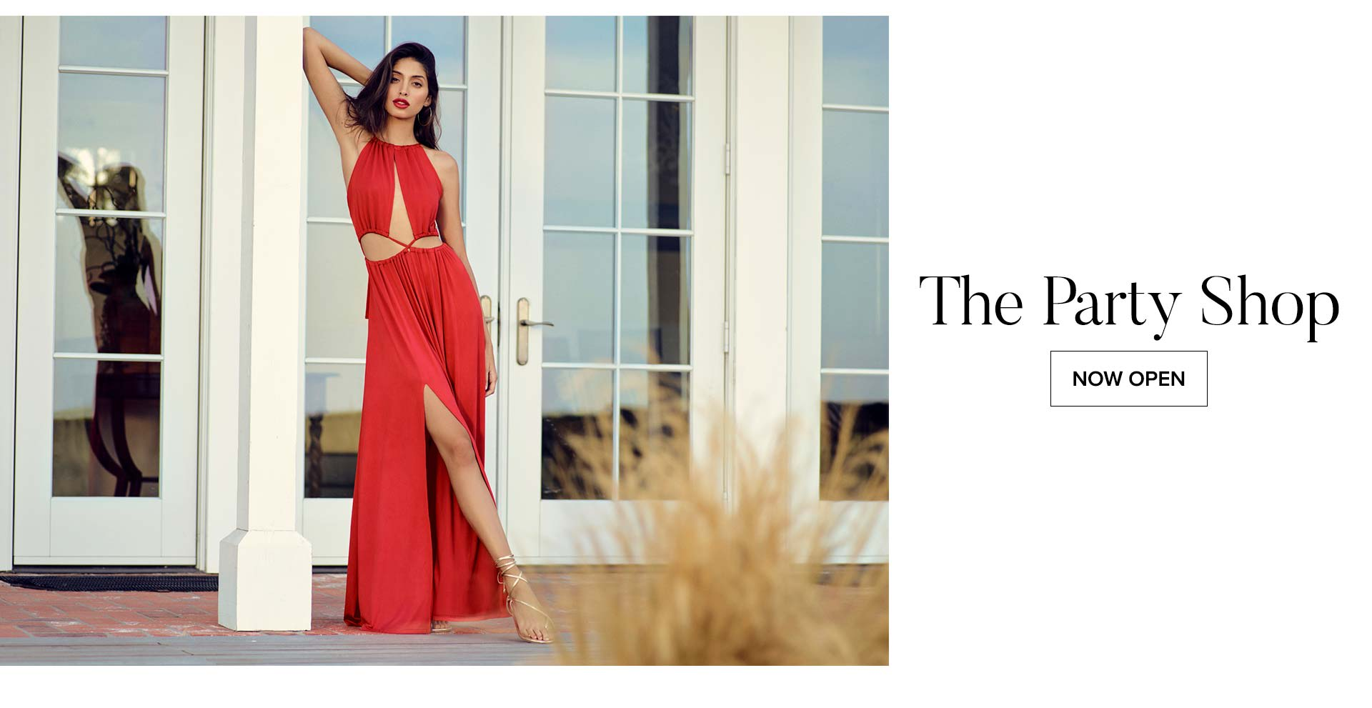 The Party Shop- Elegant Formal Dresses, Party Dresses, Evening Dresses, Bodycon Dresses and Gowns.