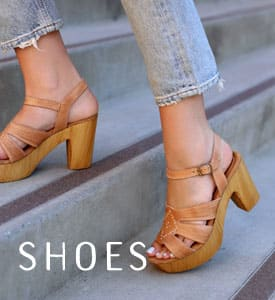 Shop Cute Shoes, High Heel Sandals, and Flat Sandals for Women.