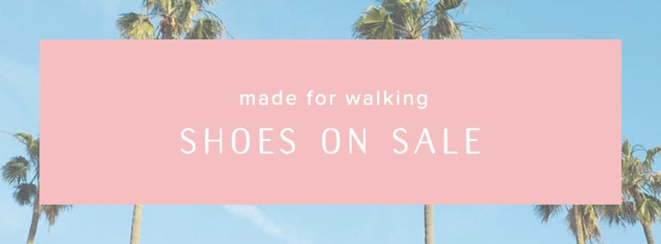 Shop Shoes on Sale!