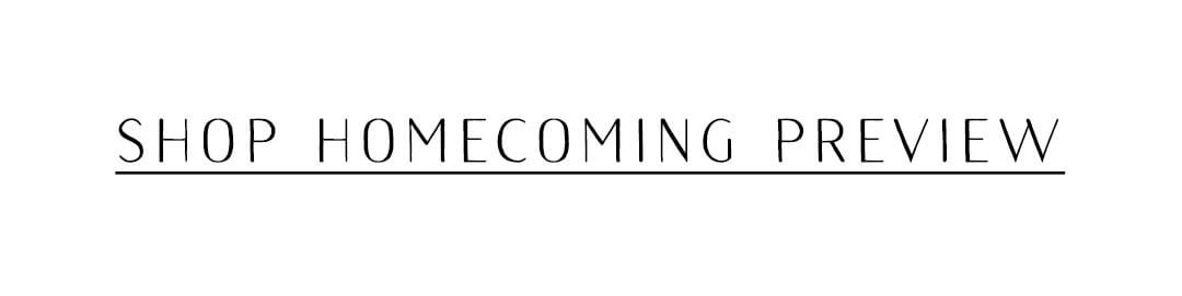 Shop Homecoming Dresses Preview