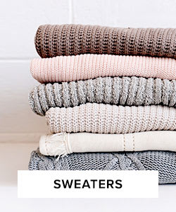 Shop Sweaters and Knits for Women.