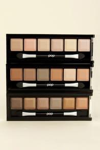 Pop Beauty Caffeine Eye Trilogy Eye Shadow Kit at Lulus.com!