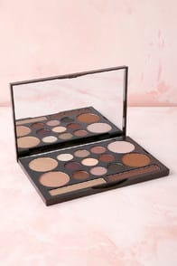 NYX LOVE CONTOURS ALL EYE AND FACE SCULPTING PALETTE at Lulus.com!