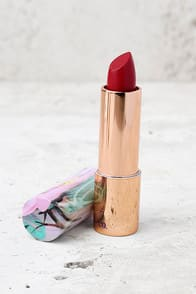 LAQA & CO. HOT SAUCE RED AVO LIP BUTTER at Lulus.com!