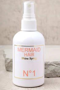 Mermaid Hair No. 1 Shine Spray at Lulus.com!