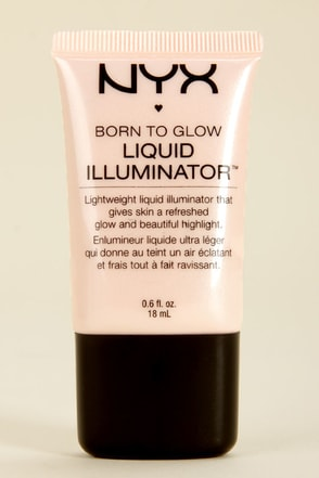 NYX Born To Glow Sunbeam Liquid Illuminator