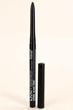 NYX Retractable Black Eye Liner 1