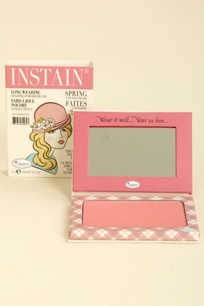 The Balm Instain Argyle Petal Pink Powder Blush
