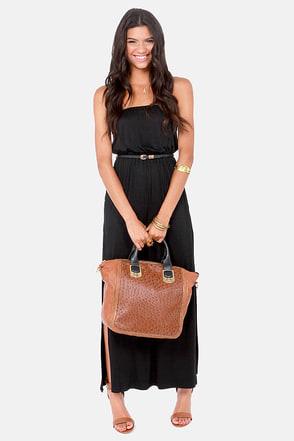 Black Strapless Maxi Dress on Cute Black Dress   Maxi Dress   Strapless Dress    41 00