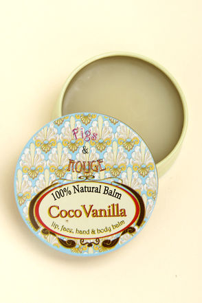 Figs & Rouge Natural Coco Vanilla Balm